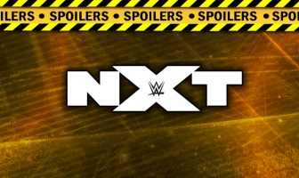 wwe nxt tv taping