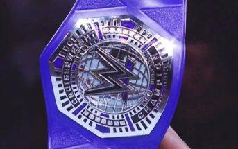 WWE Cruiserweight Title Tournament