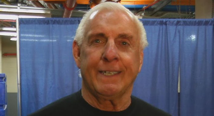Ric Flair Gets Married, WWE Star Walks His Wife Down The Aisle