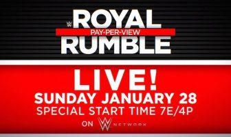 royal rumble week