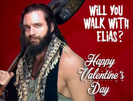 We Created 12 Wwe Themed Valentines Day Cards To Help You Spice Up