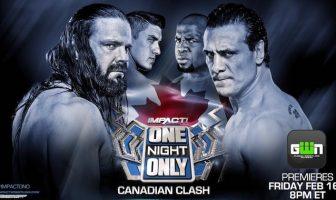 canadian clash