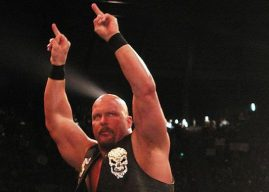 """We Ranked The Top Five Moments Of """"Stone Cold"""" Steve Austin"""