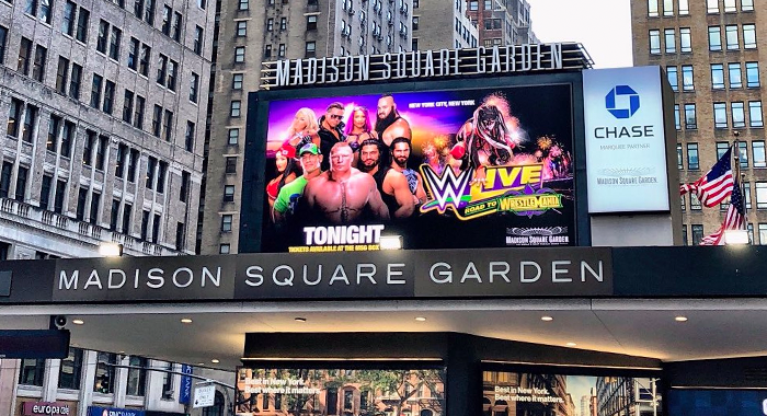 Superior Madison Square Garden Reportedly Upset With WWE, How It Ties Into U0027All Inu0027  U0026 AAA MSG Talks, Undertakeru0027s Return