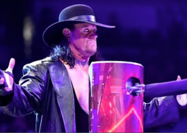 The Undertaker Possibly Wrestling a Match at WWE SummerSlam?