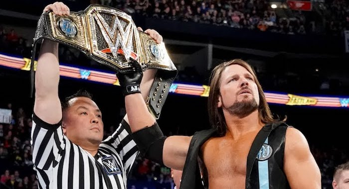 AJ Styles On Altering His Workouts As He Gets Older, Iconic