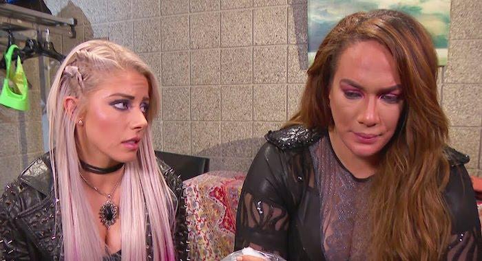 Nia Jax Talks WWE Using Body Shaming In Alexa Bliss TV Angle