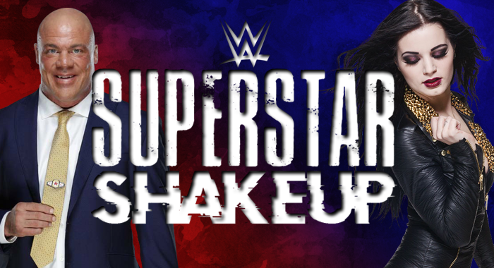 WWE Superstar Shakeup: Advantage Monday Night