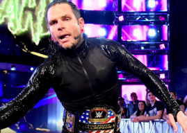 Jeff Hardy to Defend the WWE U.S. Title on This Week's Smackdown Live