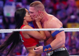 E! Now Reporting John Cena and Nikki Bella Are 'Back Together' After Rekindling Their Relationship