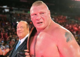 Who Is Currently Favored to Face Brock Lesnar for the Universal Title at WWE SummerSlam?
