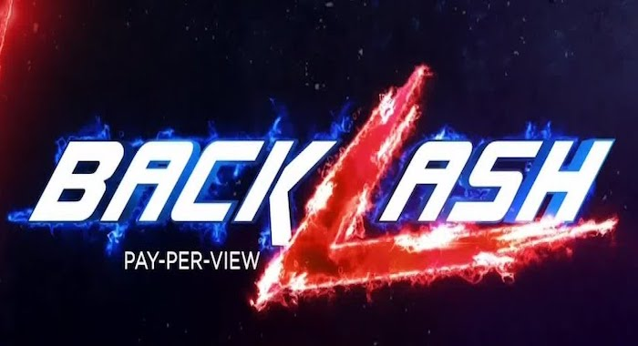 AJ Styles Busted Open At WWE Backlash