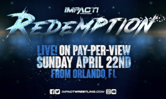 impact wrestling redemption