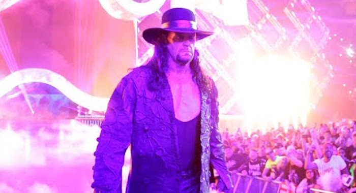 The Undertaker's