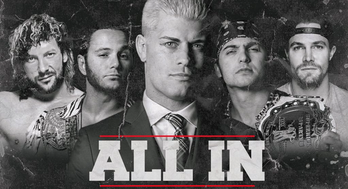All Elite Wrestling Officially Confirmed, New PPV Announced