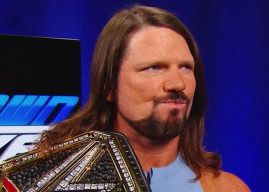 AJ Styles Reveals Which WWE NXT Star He Wants to Get in the Ring With (Video)