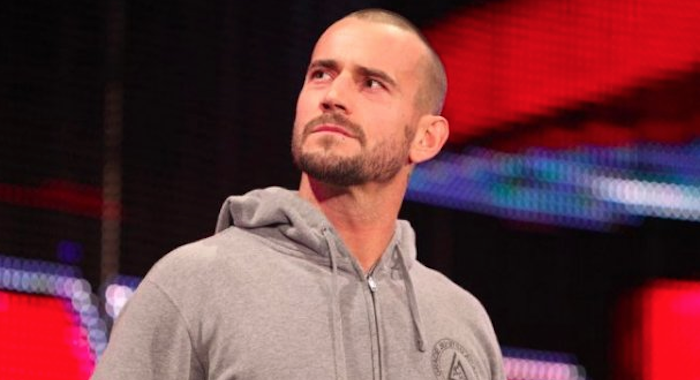CM Punk Tests Material at FOX Studios for Possible 'WWE BACKSTAGE' Role