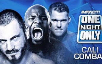 one night only cali combat