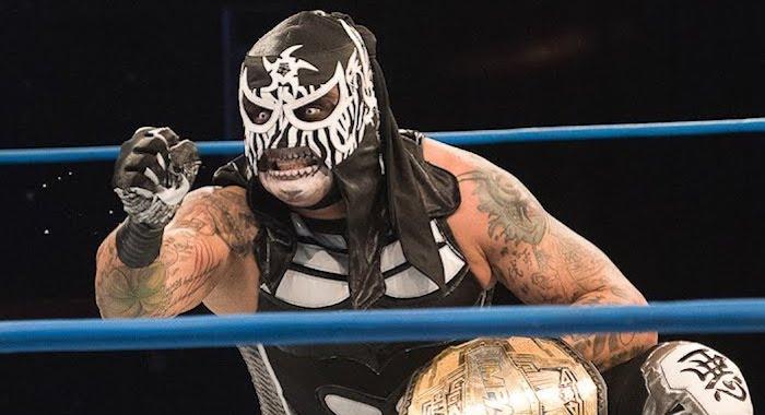pentagon to WWE