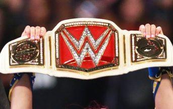 raw women's title
