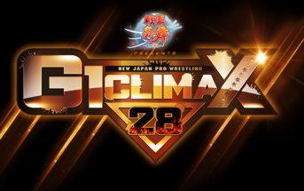 njpw g1 climax 28
