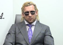 Kenny Omega Talks Living Up to the Hype of His Big Matches; Explains Why Naito Can't Be the Global Face of NJPW
