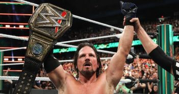 AJ Styles Provides Major Update On His Contract Status With WWE