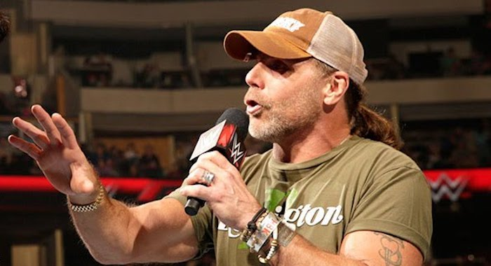 wwe reportedly eyeing upcoming ppv event for shawn michaels singles