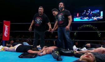 Bullet Club The Elite