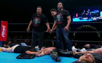 Bullet Club The Elite