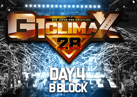 **LIVE NOW: NJPW G1 Climax Results – Day 4: Kenny Omega Headlines Champion vs Champion Bout**