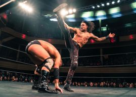 Exclusive: Punishment Martinez on 'Making History' at MSG, Winning the ROH TV Title, Channeling the Undertaker