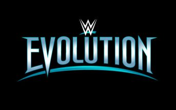 wwe evolution
