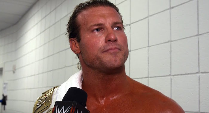 Dolph Ziggler On Working The Rumble What Storyline He Would Like