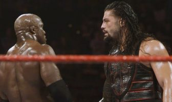 reigns vs lashley