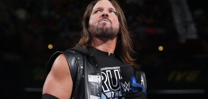 AJ Styles Confirms Rules & Location For WrestleMania 'Boneyard Match'