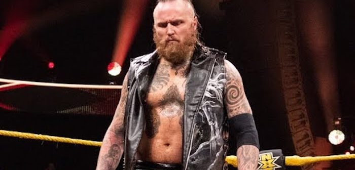 SPOILERS: Aleister Black's WWE NXT Attacker Revealed!