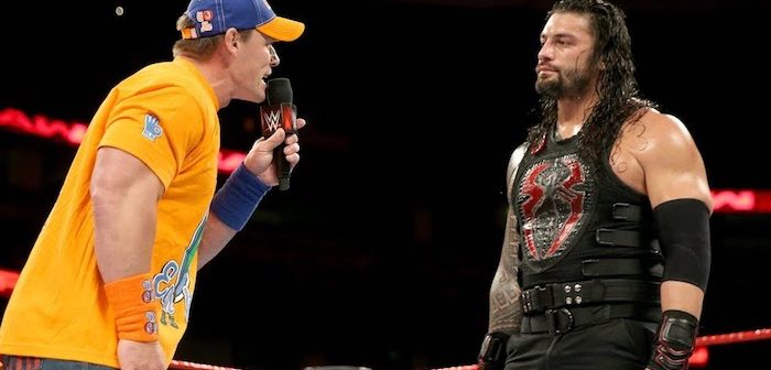 John Cena Reveals What He Told Roman Reigns After His WWE Raw Announcement