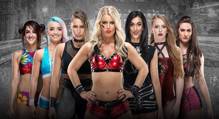 WWE Unveils NXT UK Women's Title