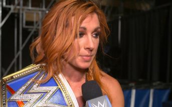 Becky Lynch WWE Hell in a Cell