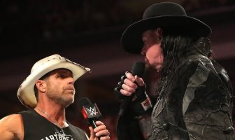 shawn michaels vs. the undertaker