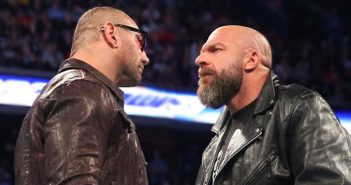Evolution Reunion Gets Heated at Smackdown 1000; Seeds Planted for a Potential Batista & Triple H Program?