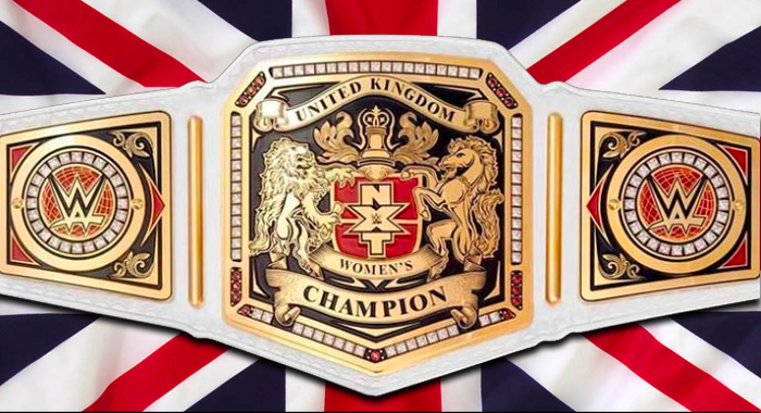 f0a20dd61 WWE Officially Reveals NXT UK Women s Title   Tournament to Crown Inaugural  Champion