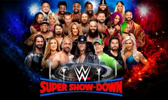 WWE Super Shown-Down