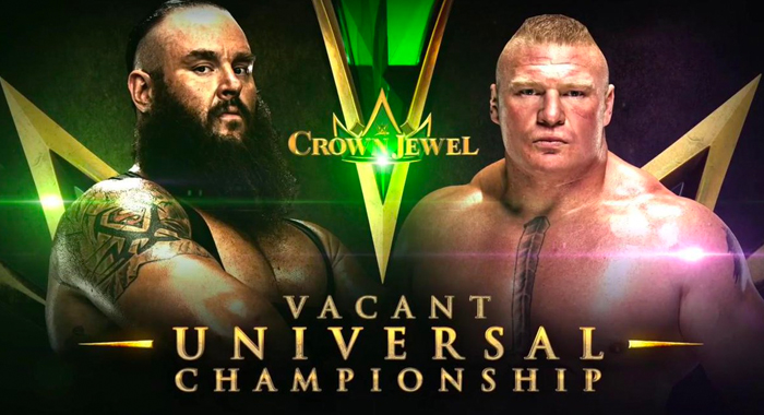 WWE Reveals How They Will Determine the New Universal Champion