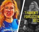 "Becky Lynch Sets Social Media Ablaze in Response to Nia Jax: ""I Haven't Forgotten You, Bitch"""