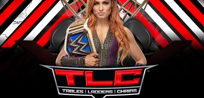12 Matches Set For WWE TLC: Tables, Ladders & Chairs Matches (Oh My!), Historic Women's Bout, Daniel Bryan vs AJ Styles & More