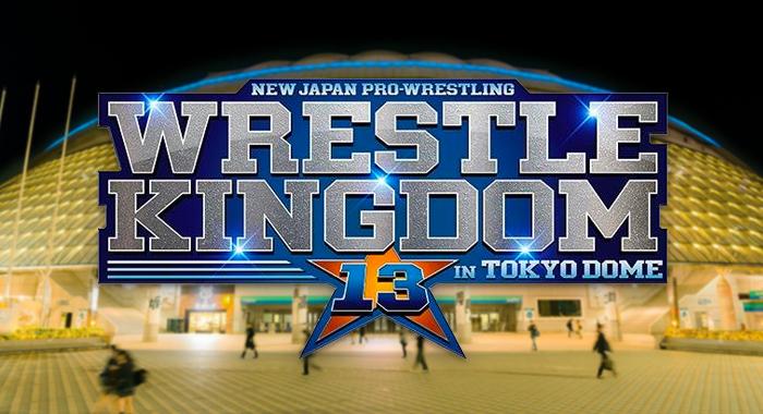 AXS TV Airing NJPW 'Wrestle Kingdom 13' on Same Day