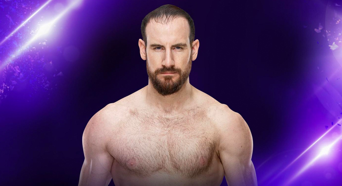 Aiden English has a new role in WWE