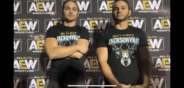 "The Young Bucks Talk The Future of ""Being The Elite"", Taking Care Of The Boys, Will AEW Be A Touring Brand?"